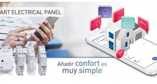Controla a distancia los dispositivos que consumen más energía y monitoriza el consumo con Smart Electrical Panel de Legrand